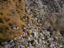 De populaire strandrijst Arutas Stock Foto