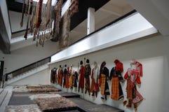 De populairste tentoonstelling met klokken in Museum in Rhodope Royalty-vrije Stock Afbeelding