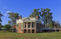 De Populierbos van Thomas Jefferson royalty-vrije stock foto