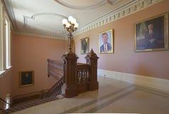 De portretten van capitolcalifornië van de Staat van Sacramento royalty-vrije stock afbeelding