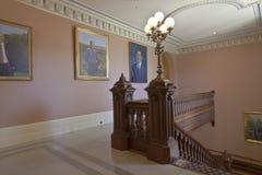 De portretten van capitolcalifornië van de Staat van Sacramento stock fotografie