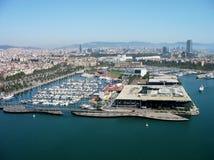 De portuário Barcelona Imagens de Stock