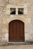 De Possonnière-manor - kleermakerij-sur-Loir - Frankrijk Royalty-vrije Stock Afbeelding