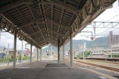 De post in Moji Kitakyushu stock foto