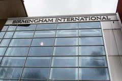 De Post van Birmingham Internatioonal royalty-vrije stock foto's