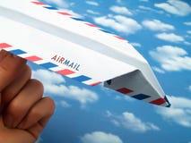 De Post van de lucht Stock Foto's