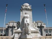 De Post van de Unie - Washington D.C. royalty-vrije stock fotografie