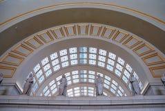 De post van de Unie, Washington gelijkstroom. Stock Afbeeldingen