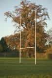 De post van het rugby Royalty-vrije Stock Foto's