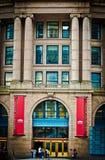 De Post van het zuiden - Boston Stock Foto