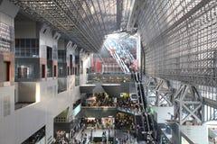 De Post van Kyoto Stock Afbeeldingen