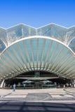 De post van Oriente, Lissabon Royalty-vrije Stock Afbeeldingen