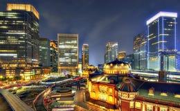 De post van Tokyo Stock Afbeelding