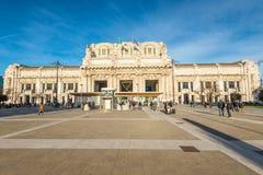 De postarchitectuur van Milaan Royalty-vrije Stock Fotografie