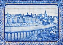 De postdecor van Aveiro Royalty-vrije Stock Foto's