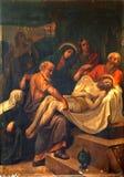 14de Posten van het Kruis Stock Afbeelding
