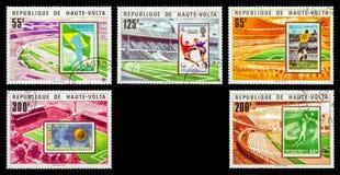 De Postzegel royalty-vrije stock fotografie