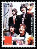 De Postzegel van Beatles Royalty-vrije Stock Fotografie