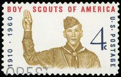 De Postzegel van de V.S. stock afbeeldingen