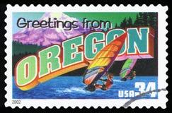 De Postzegel van de V.S. stock foto
