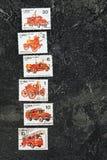 De Postzegels van de V Royalty-vrije Stock Afbeeldingen