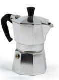 De pot van Coffe Royalty-vrije Stock Foto