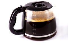 De pot van de koffie Royalty-vrije Stock Foto's