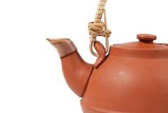 De Pot van de thee Stock Foto