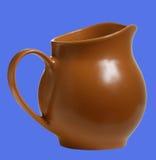De pot van Glay. Stock Afbeelding