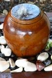 De pot van het water Stock Afbeelding