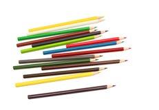 De potloden Stock Fotografie