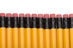 De potloden van de school Stock Afbeelding