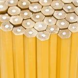 De potloden van Unsharpened. Stock Fotografie