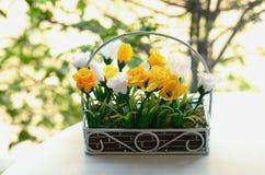 De bloemen van de gift Stock Foto