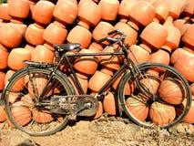 De Potten van de cyclus n stock fotografie