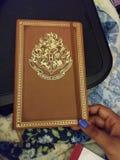 De pottenbakkersdagboek van Harry stock foto