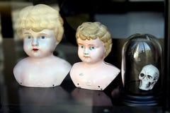 De poupée étrange Photographie stock