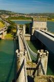 De prachtige brug Stock Foto