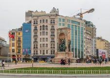 De prachtige Oude Stad Istanboel, Turkije stock afbeeldingen