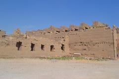 Tempel van amon-Ra van de God van de Zon Royalty-vrije Stock Foto