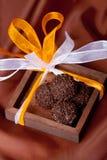 De pralines van de chocolade Royalty-vrije Stock Foto's