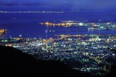 De Prefectuur van Nagasaki, Japan Royalty-vrije Stock Afbeeldingen