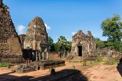 De Prerup-tempel Royalty-vrije Stock Foto's