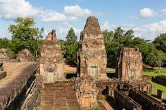 De Prerup-tempel Royalty-vrije Stock Fotografie