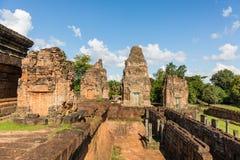 De Prerup-tempel Royalty-vrije Stock Afbeelding