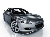De presentatie van de auto Royalty-vrije Stock Foto