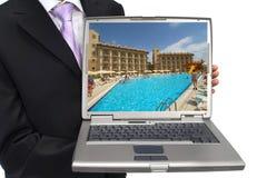 De presentatie van de vakantie Stock Afbeelding