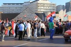 De presidentiële verkiezingen van Egypte Royalty-vrije Stock Afbeelding