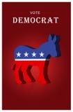De presidentsverkiezing van de V.S. stock fotografie