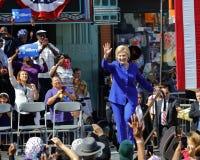 2016 de Presidentsverkiezing van Verenigde Staten, Californië, Kandidaat, Stock Foto
